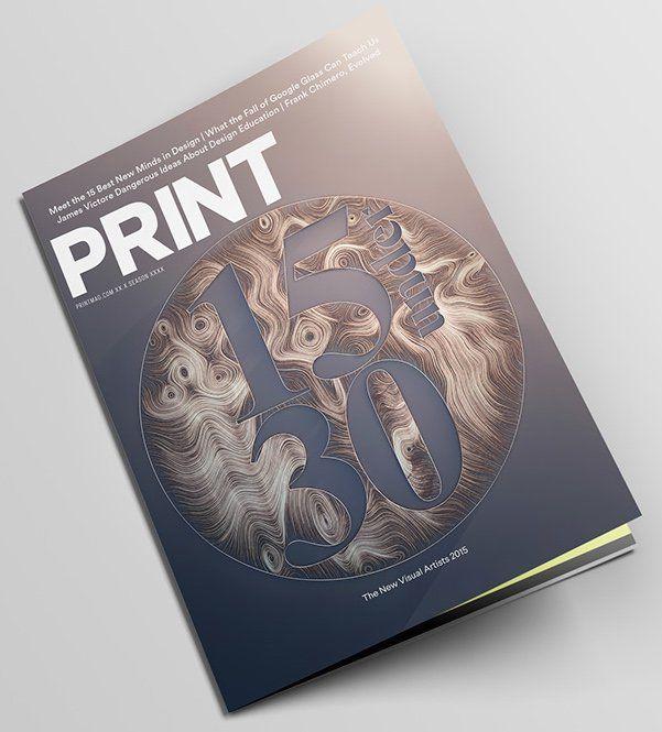 خلاقیت در طراحی جلد مجله